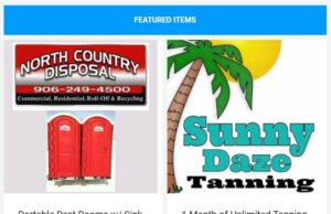 Save on portable restrooms, unlimited tanning, and more!