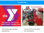 Save on a YMCA membership, a snow blower from OK Rental, and more!