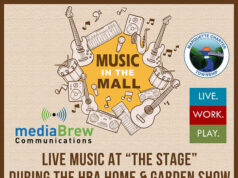Attend Music in the Mall during the U.P. Home & Garden Show April 23-25