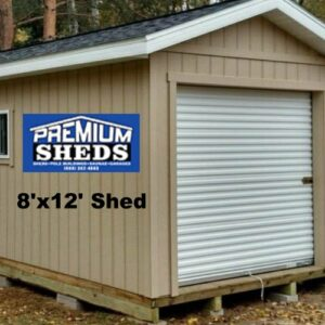 UPBargains.com – Deal of the Day: Save OVER $2000 on a Standard 8'x12′ Shed from Premium Sheds
