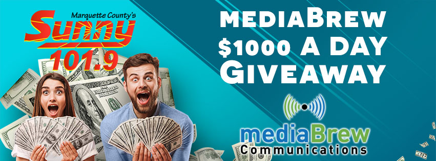 Your chance to win $1000 with Sunny 101.9
