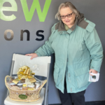 Lucille won a Michigan Gift Basket from Tadych's Econo Foods