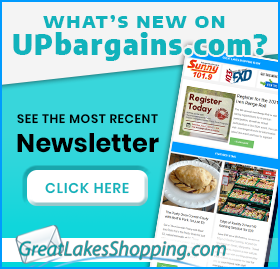 See our most recent shopping show newsletter