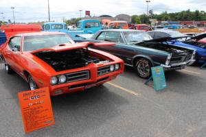 Compare the 1965 and 1969 Pontiac GTOs!