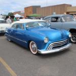 A 1951 custom Ford!