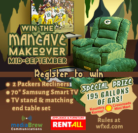 Win the Man Cave Makeover