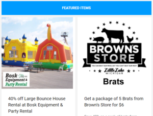 Featured Items on the Great Lakes Shopping Show