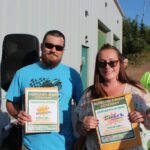 Chelsey Lagnon won the Swick Gold Package and Lee Deshambo won the Tadych's Econofoods $50 gift card!