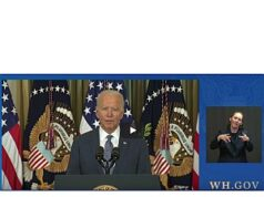President Biden At Signing of An Executive Order Promoting Competition in the American Economy