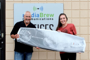 Meet the winner of the White Claw Boogie Board