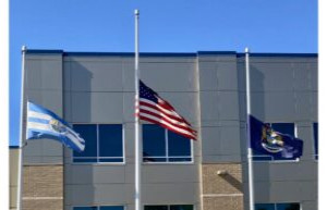 Michigan Flags Lowered to Honor U.S. Service Members Killed in Terrorist Attack in Afghanistan thru August 30, 2021