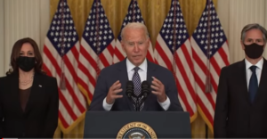 President Biden on Evacuations in Afghanistan - August 20th