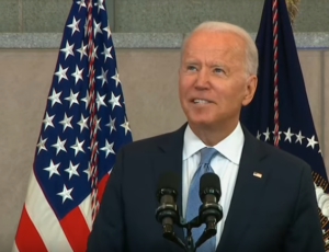 President Biden on Protecting the Sacred, Constitutional Right to Vote