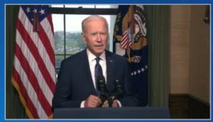 President Biden - Endng Americas Longest War