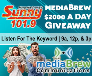 $2000 A Day Giveaway on Sunny 101.9