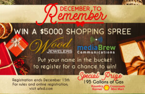 December to Remember Giveaway Banner