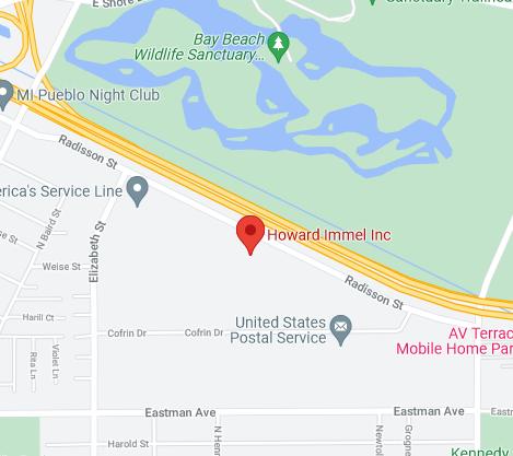 Immel Construction Google Maps