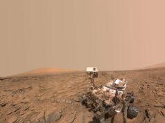 NASA News for Week Endnig September 10th - Curiosity Selfie