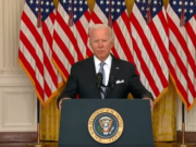 President Biden - Remarks on Fall of Afghanistan August 16th