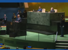 President Biden - Speech 76th Session of United Nations