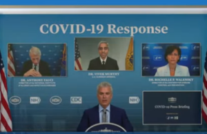 White House Covid-19 Response Team Briefing September 24th