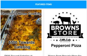 Check out this week's featured items