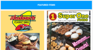Check out this week's featured items!